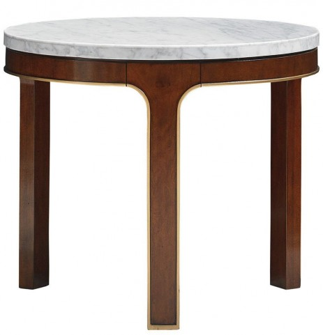 Take Five Interlude Round End Table