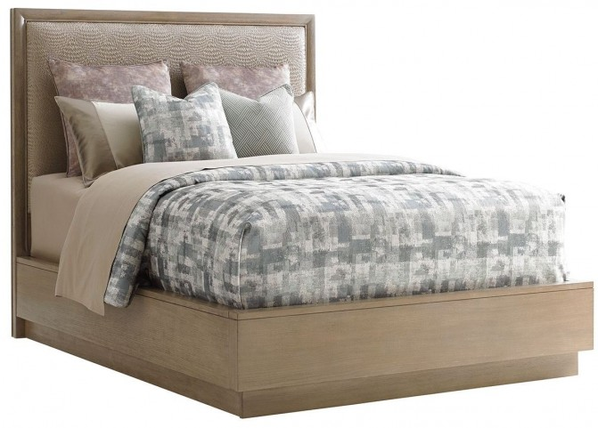 Shadow Play Uptown Queen Platform Bed
