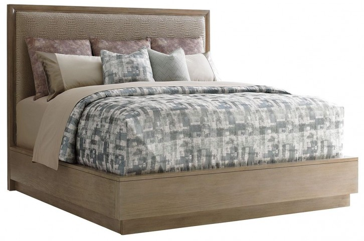 Shadow Play Uptown King Platform Bed