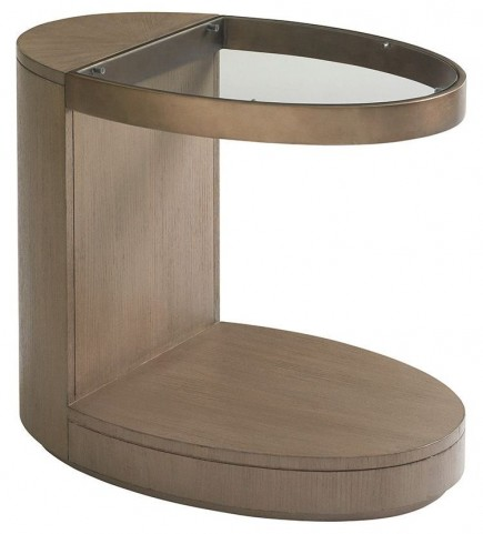 Shadow Play Highball Oval End Table