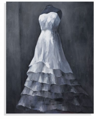 Wedding Gown Wall Art