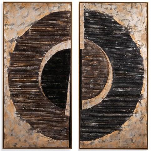 Infinity Wall Art Set of 2