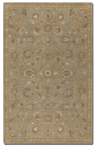 Torrente 8 X 10 Rug - Light Gray