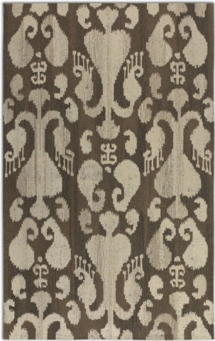 Sepino 5 X 8 Rug - Coffee Brown