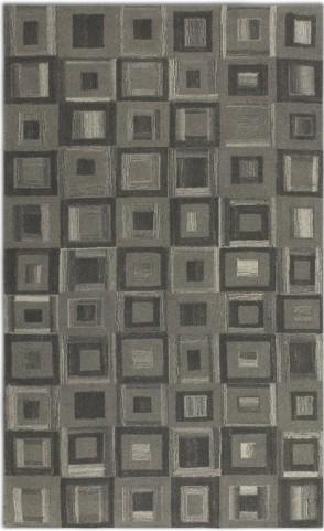 Matrice 8 X 10 Rug - Gray