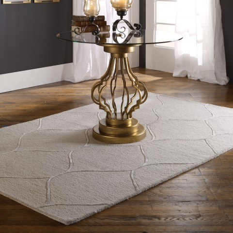 Larache Light Beige Small Rug