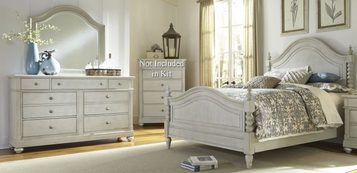 Harbor View III Poster Bedroom Set