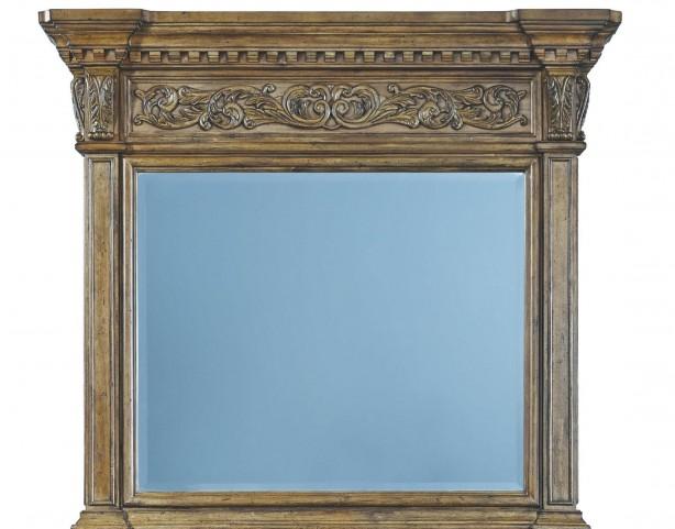 Stratton Medium Wood Mirror