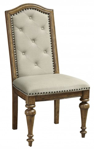 Stratton Medium Wood Side Chair Set of 2