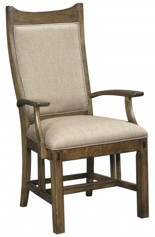 Bedford Park Craftsman Arm Chair Set of 2