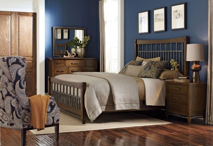 Bedford Park Slat Bedroom Set