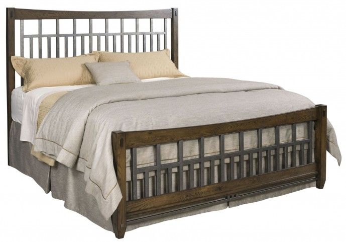 Bedford Park King Slat Bed