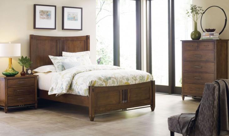 Bedford Park Panel Bedroom Set