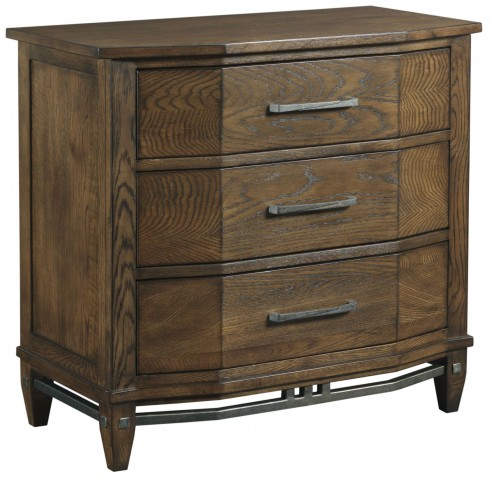 Bedford Park Canted Chest
