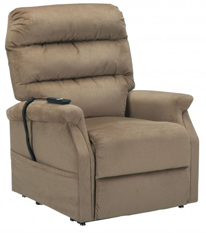 Brenyth Mocha Power Lift Recliner