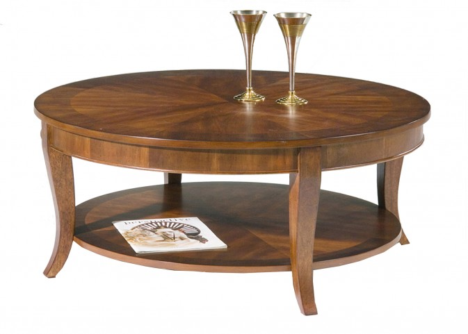 Bradshaw Round Cocktail Table
