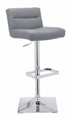Stafford Grey Adjustable Barstool