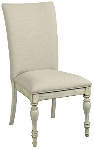 Weatherford Cornsilk Tasman Upholstered Chair Set of 2