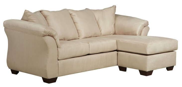 Darcy Stone Chaise Sectional