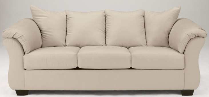 Darcy Gray Stone Sofa