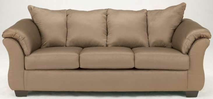 Darcy Mocha Brown Sofa