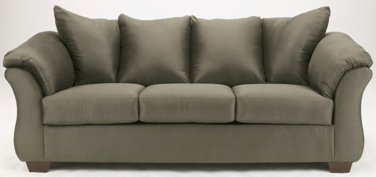 Darcy Sage Full Sleeper Sofa