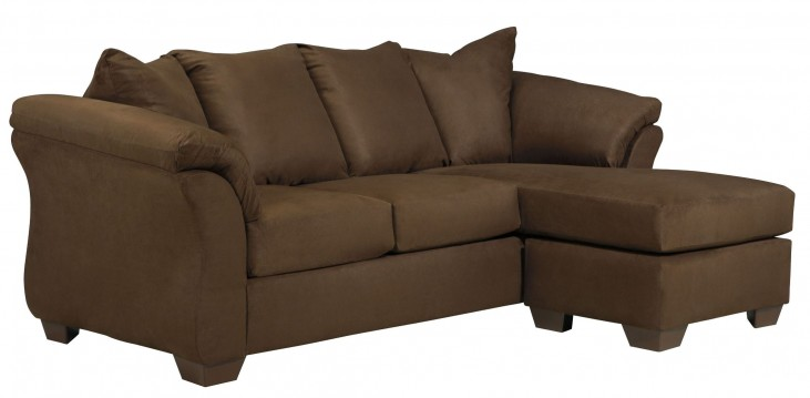 Darcy Cafe Chaise Sectional