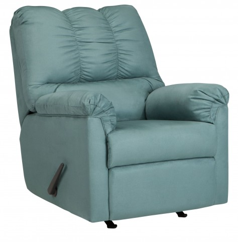 Darcy Blue Sky Rocker Recliner