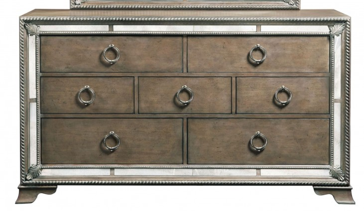 Karissa Light Wood Dresser