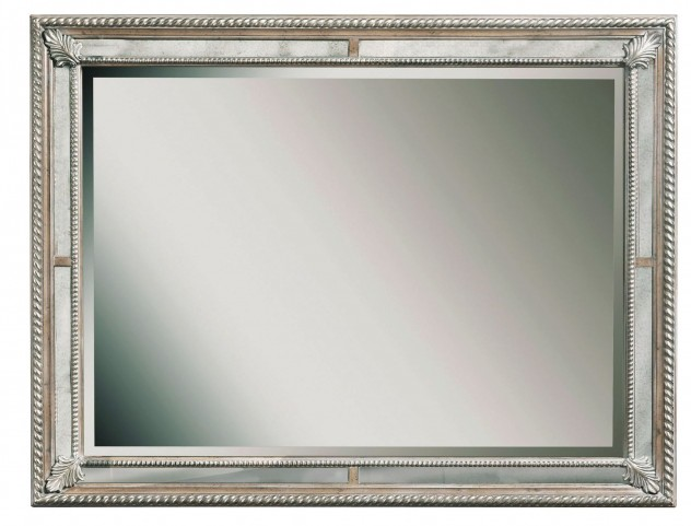 Karissa Light Wood Mirror