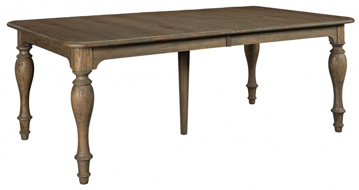 Weatherford Heather Canterbury Extendable Dining Table