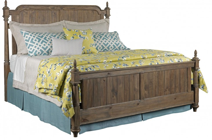 Weatherford Heather King Westland Bed