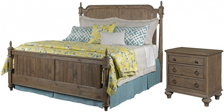 Weatherford Heather Westland Bedroom Set