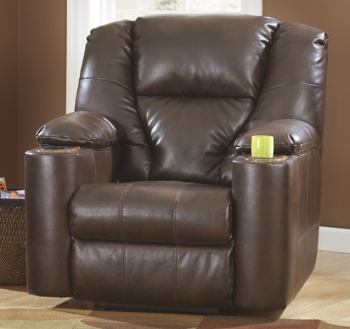 Paramount DuraBlend Brindle 0 Wall Recliner