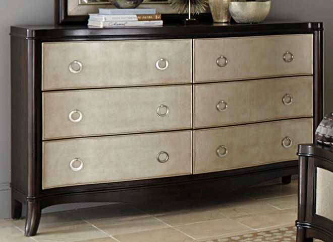 Sunset Boulevard 6 Drawer Dresser