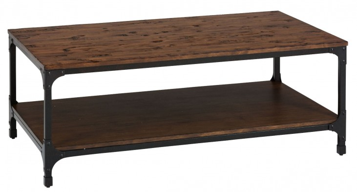 Urban Nature Rectangular Cocktail Table