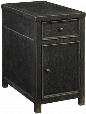 Emerson One Drawer One Door Cabinet