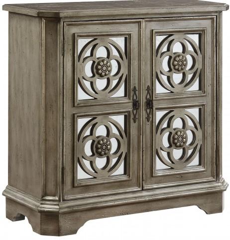 Deville Texture Metallic 2 Door Cabinet