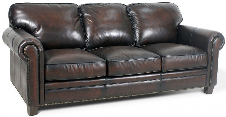Hillsboro Stetson Coffee Sofa