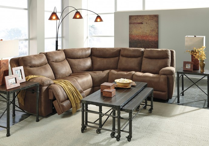 Valto Saddle Reclining Sectional