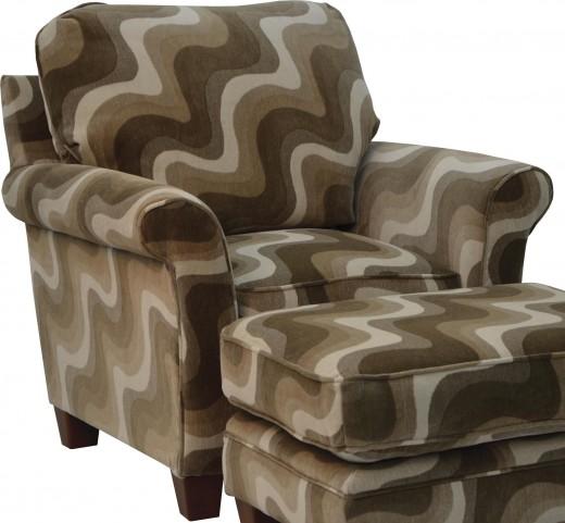 Hartwell Mushroom Entertainment Chair