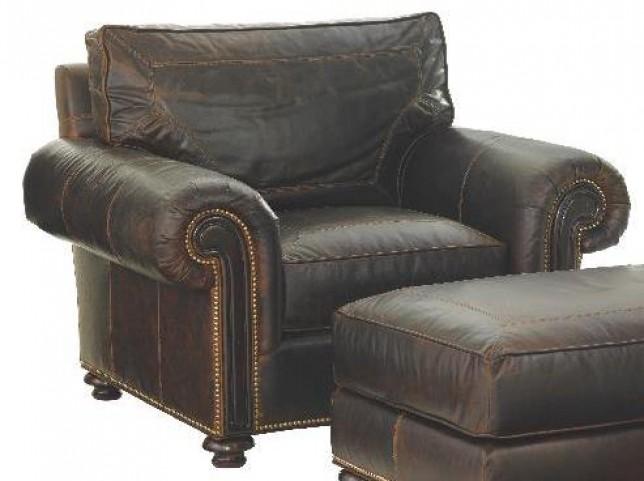 Kilimanjaro Riversdale Leather Chair