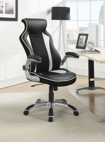 800048 Black Office Chair