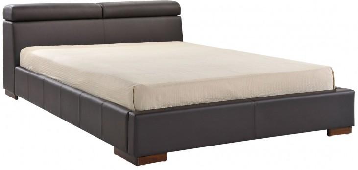Godard Espresso Queen Platform Bed