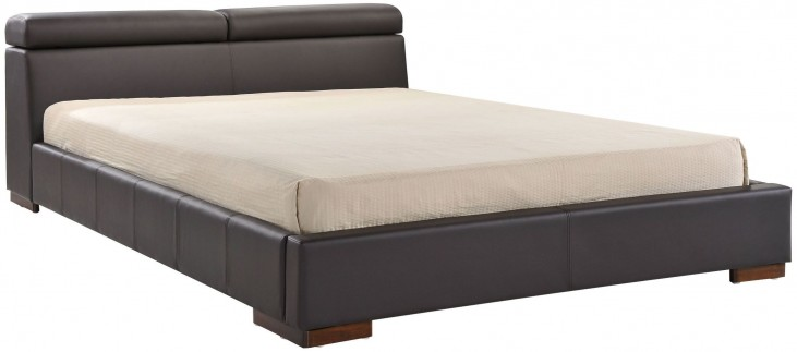 Godard Espresso King Platform Bed
