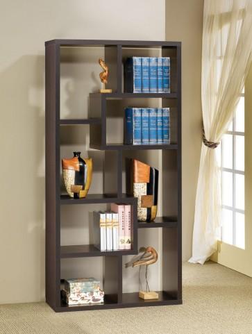 Cappuccino Bookcase 800264
