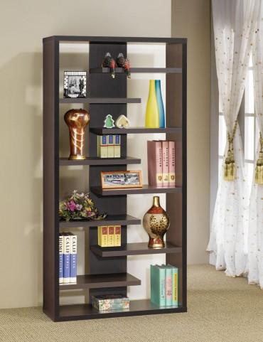 Cappuccino Bookcase 800265