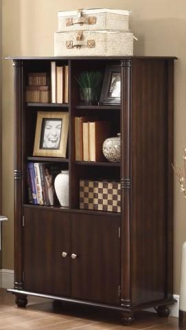 Jacqueline Cappuccino Bookshelf