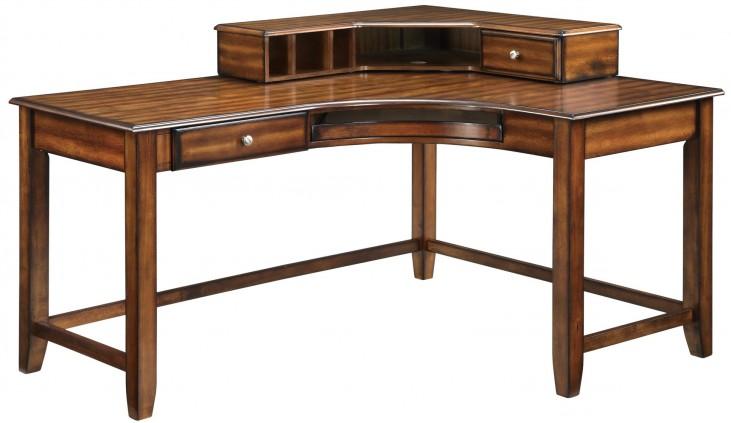 Jacqueline Walnut Desk