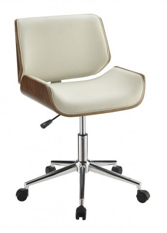 800613 Ecru Office Chair